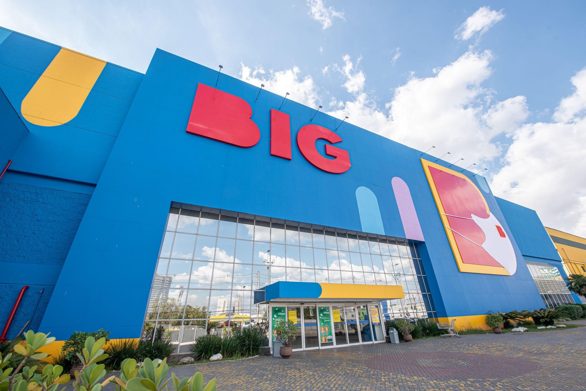 Varejista Grupo Big pede registro para IPO