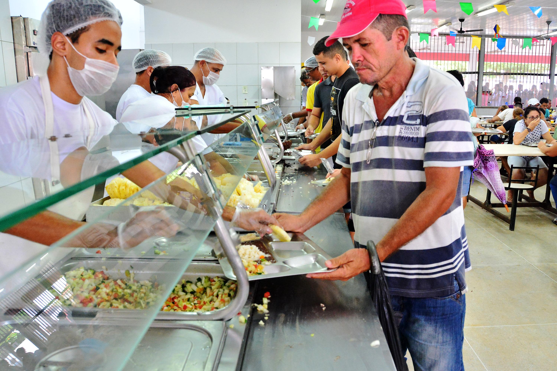 Monteiro e mais 4 cidades terão novos restaurantes populares