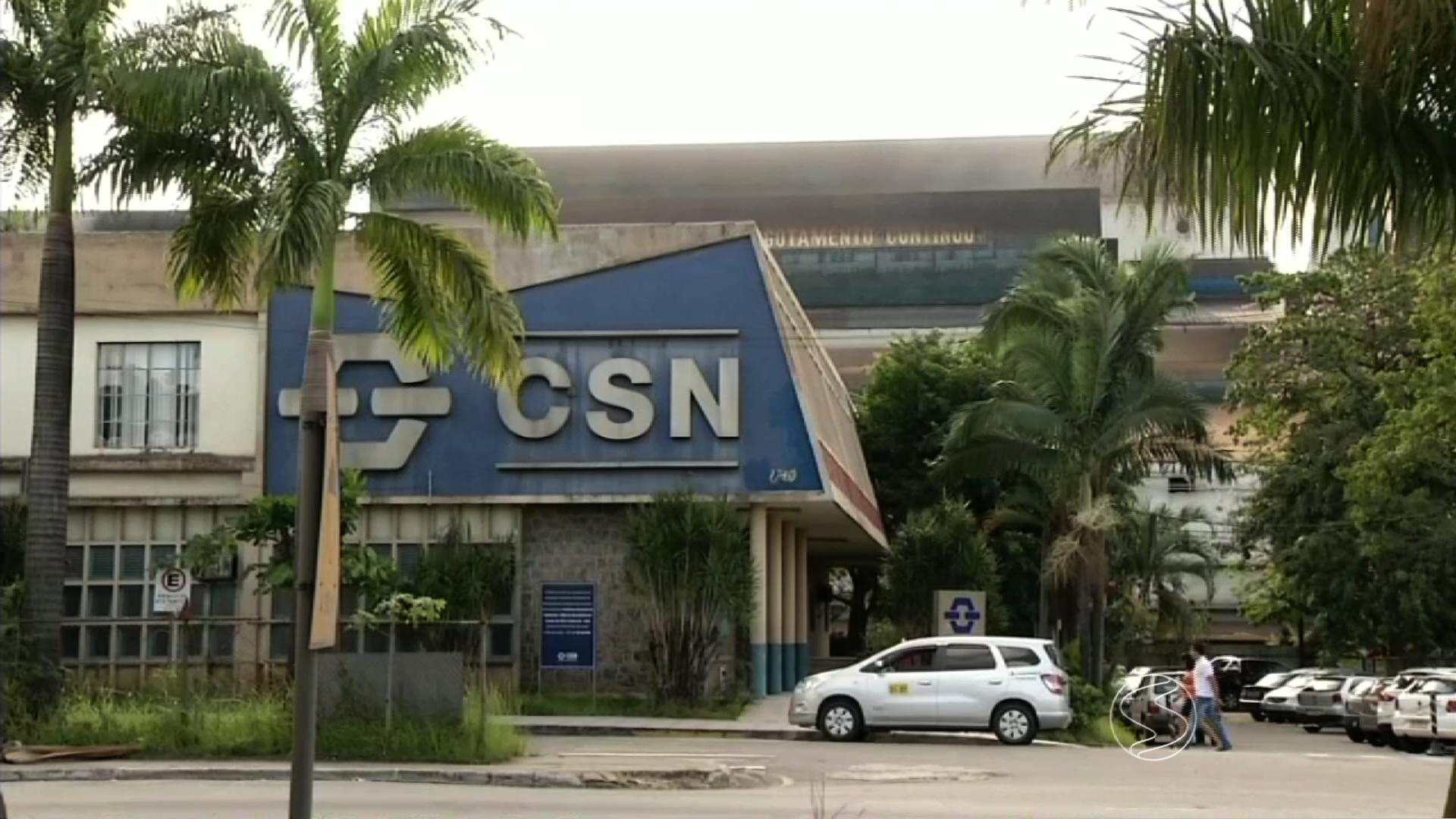 CSN pede registro para oferta de ações de unidade de mineração
