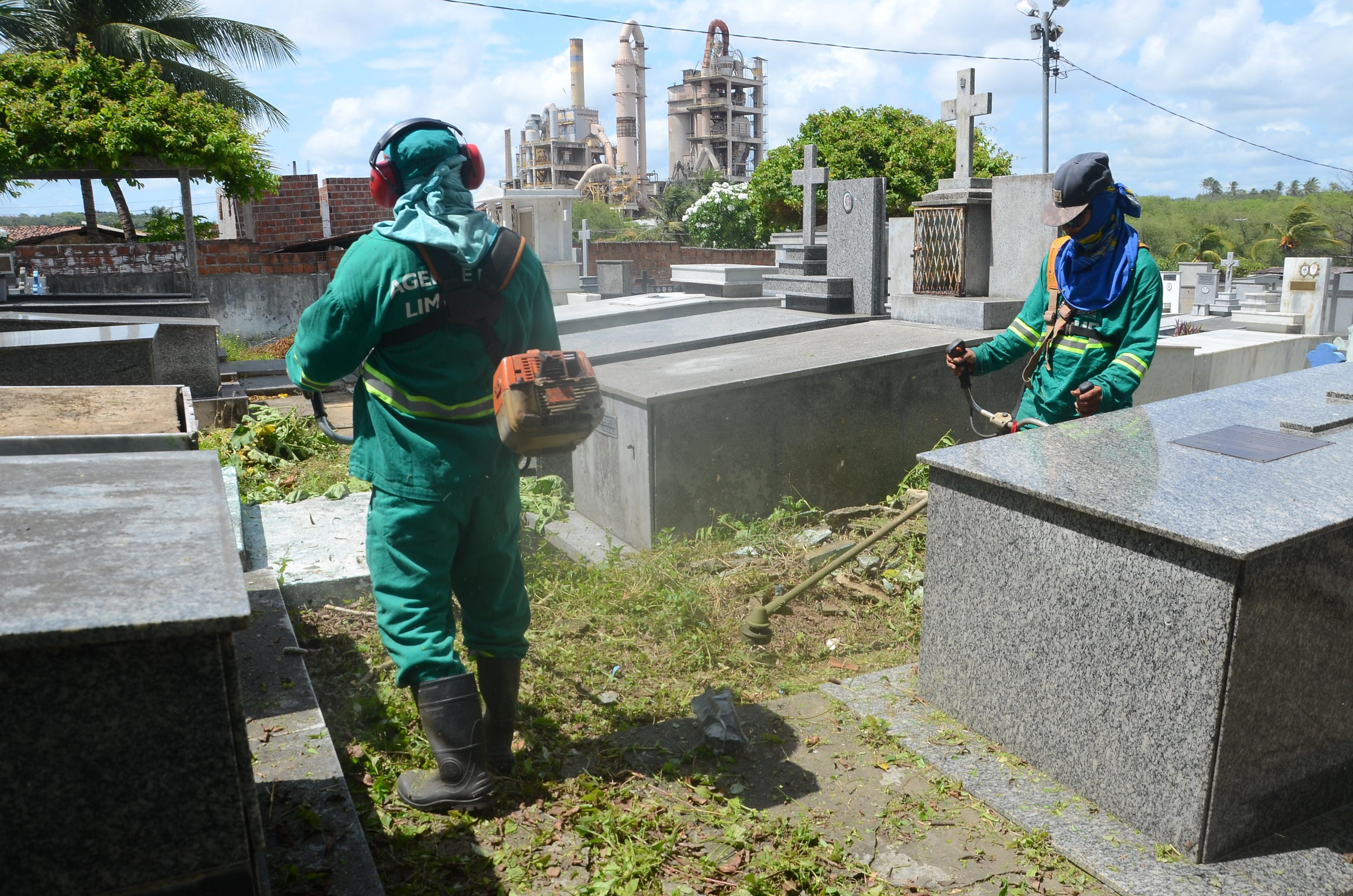 Cemitérios de João Pessoa vão ser abertos para Dia de Finados, mas sem celebrações religiosas