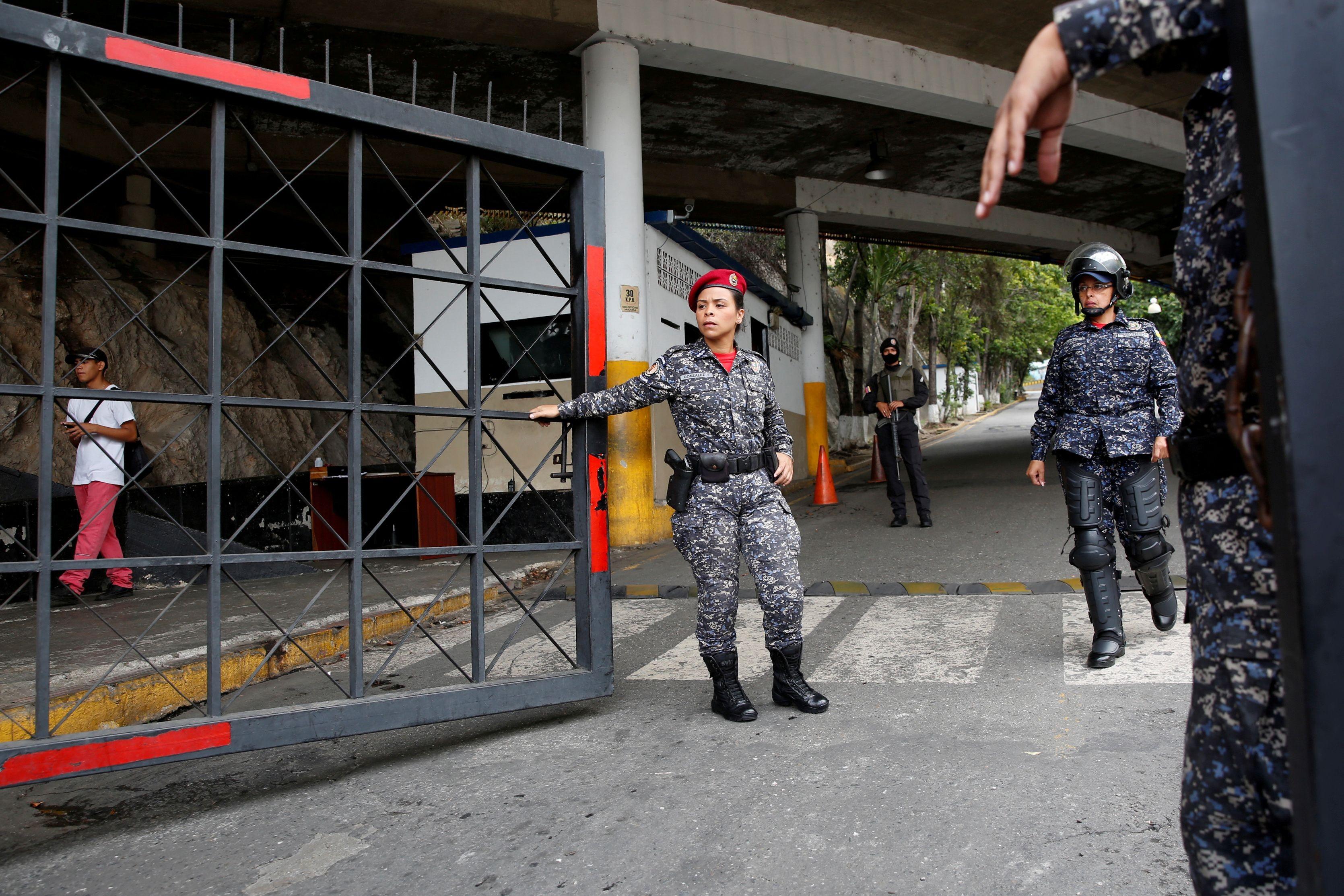 Governo confirma prisão de assessor de Guaidó na Venezuela