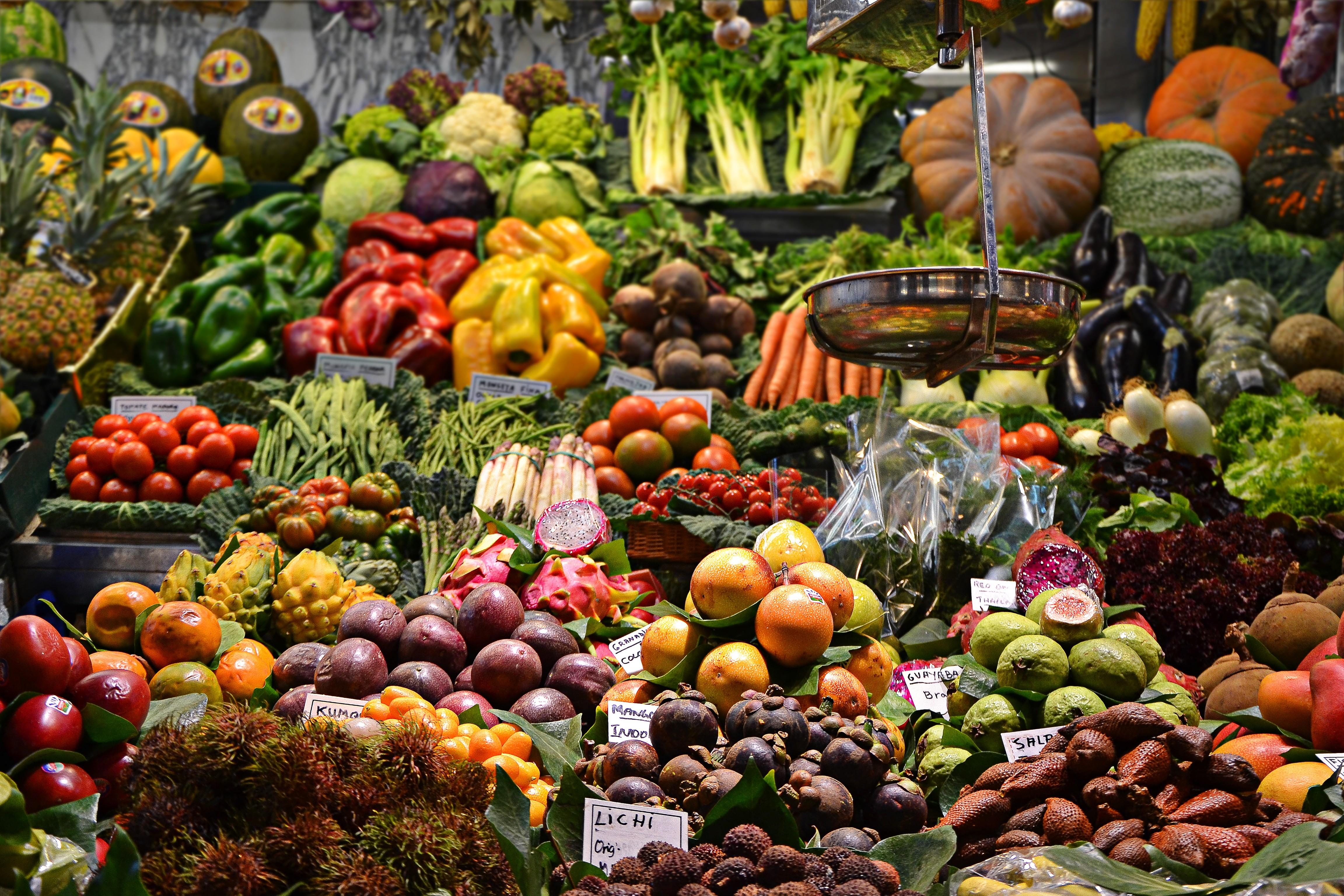 Índice de preço de alimentos salta em novembro para máxima de quase 6 anos, diz FAO