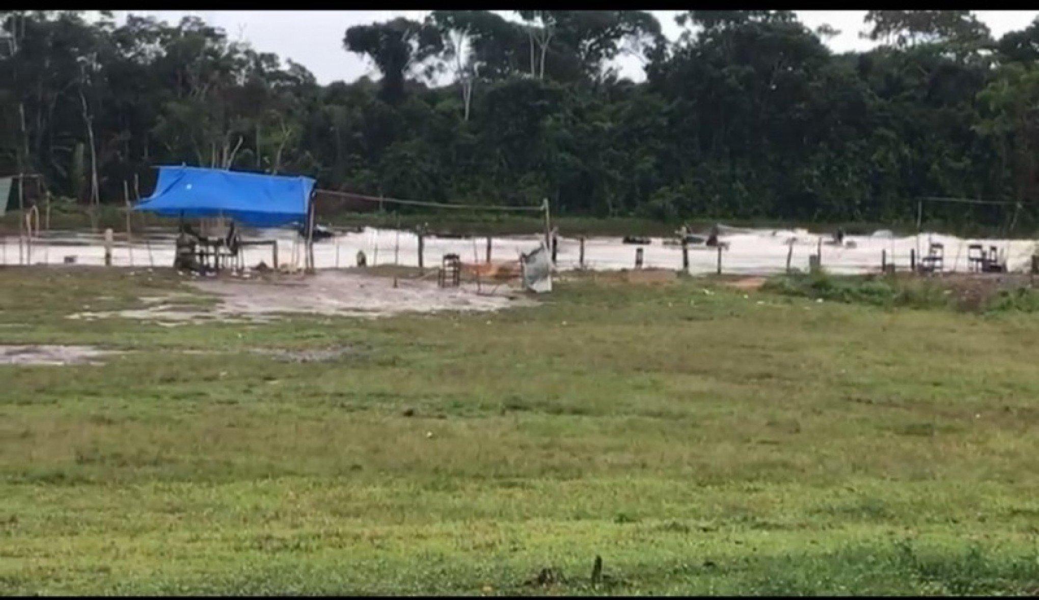 Indígenas denunciam novo ataque de garimpeiros em Terra Yanomami