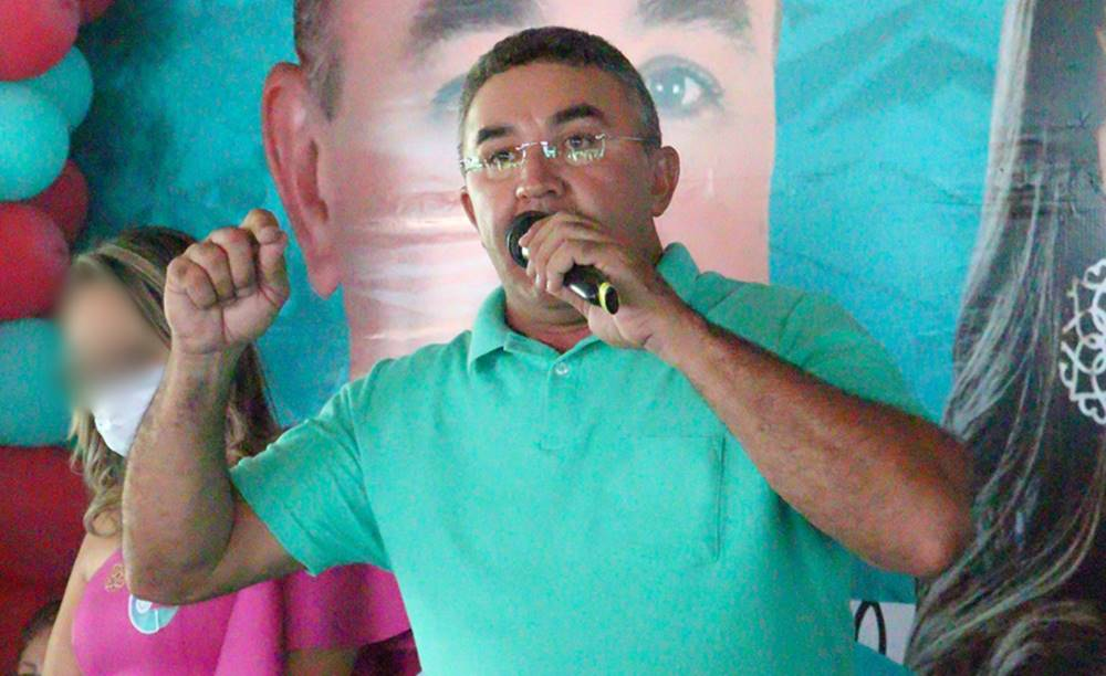Nenivaldo Barros. Foto: Reprodução / Arquivo Pessoal
